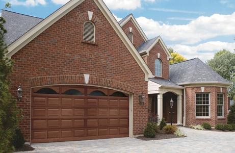 handcrafted garage doors