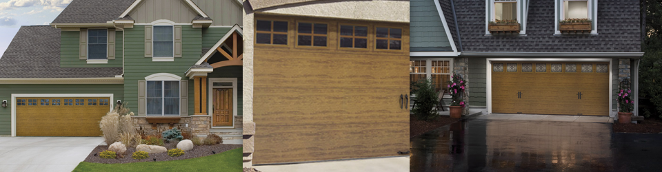 Cypress Collection & Woodgrain textured garage door - Easton PA | Whitehall Door pezcame.com