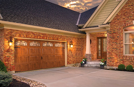decorative vintage style doors