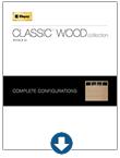 handcrafted wood doors - Classic Wood Brochure