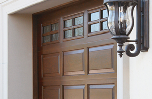 handcrafted wood doors